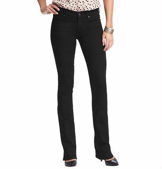 LOFT Modern Sexy Boot Jeans in Black
