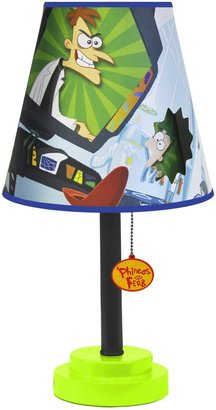 Disney Phineas and Ferb Table Lamp