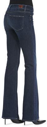 Paige Skyline Boot-Cut Denim Jeans, Verona