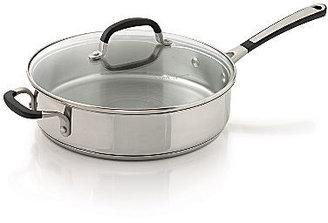 Calphalon Simply 3-qt. Stainless Steel Saut Pan