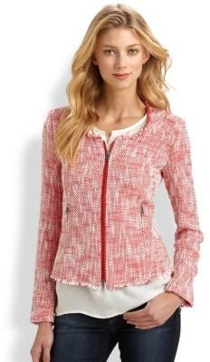 Joie Collis Tweed Jacket