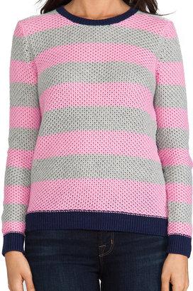 Shae Moss Stitch Pullover