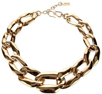 Yves Saint Laurent Vintage Large gourmette Necklace