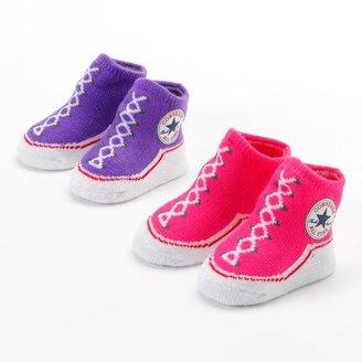 Converse 2-pk. Sneaker Socks - Baby