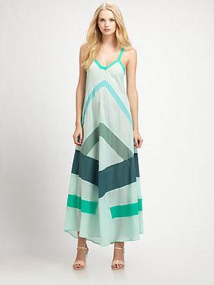 Patterson J. Kincaid PJK Hanalai Maxi Dress