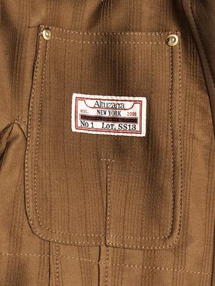 Altuzarra Alize safari button-detail coat