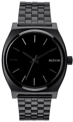 Men's Nixon 'The Time Teller' Stainless Steel Bracelet Watch, 37Mm $100 thestylecure.com