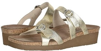Naot Footwear Kate (Pearl Rose Leather) Women's Sandals