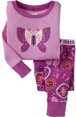 Old Navy Butterfly-Graphic PJ Sets for Baby