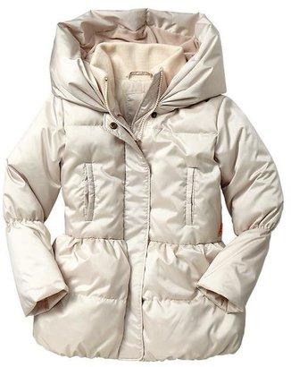 Gap Bubble puffer jacket