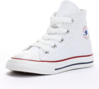 Converse high-top sneakers for toddlers