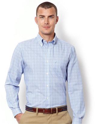 Nautica Shirt, Long Sleeve Wrinkle Resistant Shirt