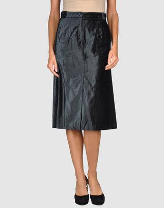 (ETHIC) Knee length skirt