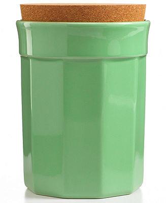 Martha Stewart Collection Crock, Ceramic Food Storage Container