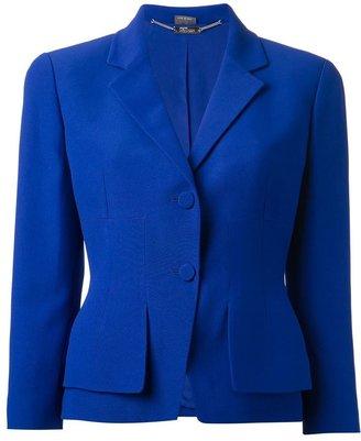 Alexander McQueen fitted jacket