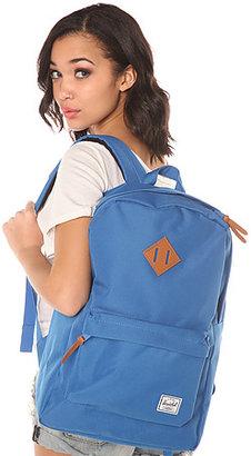 Herschel Supply The Heritage Plus Backpack in Cobalt