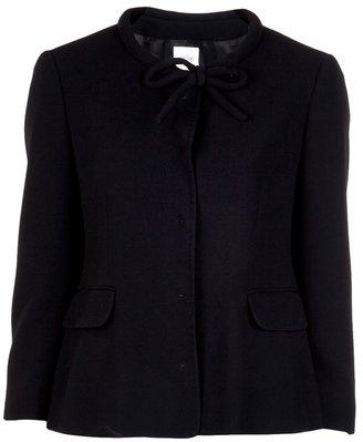 Moschino Cheap & Chic Bow neck jacket