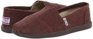 Skechers Bobs World - Linen (Chocolate) - Footwear