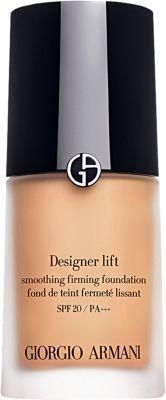 Armani Women's Designer Lift Foundation - 4.5-NUDE $67 thestylecure.com