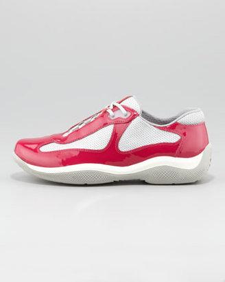 Prada Sport Sneaker, Pink