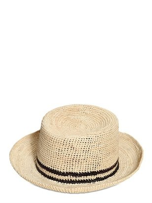 Anthony Peto Panama Straw Hat