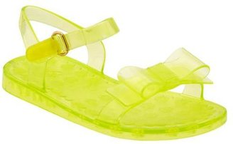 Gap Bow jelly sandals