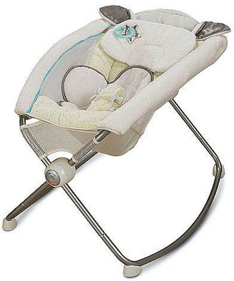Fisher-Price My Little Lamb Platinum Edition Deluxe Newborn Rock 'n Play Sleeper