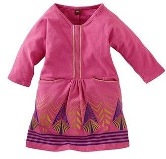 Tea Collection 'Sparkle Shanghai Deco' Dress (Toddler Girls)