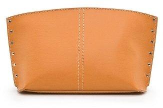 MANGO Metallic rivets cosmetic bag