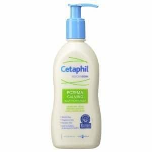 Cetaphil Restoraderm Eczema Calming Body Moisturizer