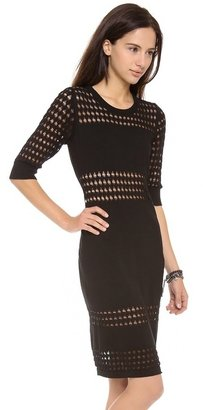 Style Stalker STYLESTALKER Holed Out Dress