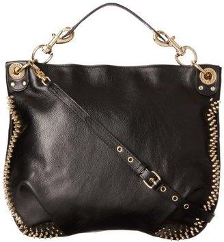 Rebecca Minkoff Mini Luscious Hobo Handbag with Studs