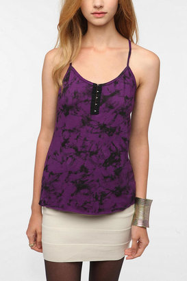 Urban Outfitters Objet Du Desir Hook And Eye Cami