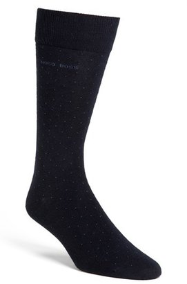 HUGO BOSS BOSS 'Luke Dots' Socks