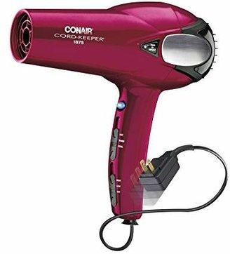 Conair 1875 Watt Cord Keeper Hair Dryer;