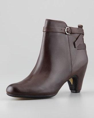Sam Edelman Maddox Leather Bootie, Espresso Bean