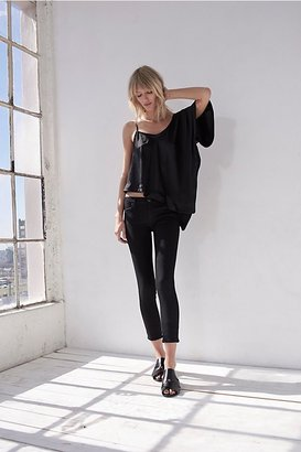 High Rise Roller Skinny by Free People $68 thestylecure.com