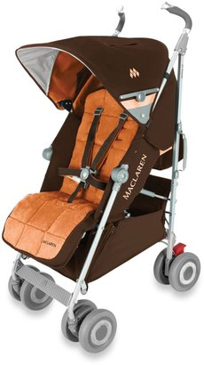 Maclaren Techno XLR Stroller in Coffee/Burnt Orange