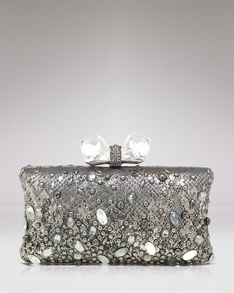Judith Leiber Overture Clutch - Concave Side Rectangle