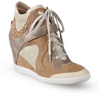 GUESS Wedge Sneakers - Huxley