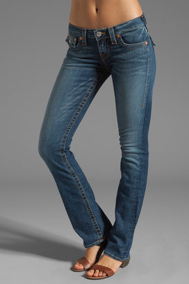True Religion Billy Straight Leg