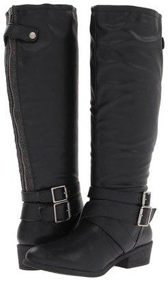 Pink & Pepper - Razor (Black) - Footwear