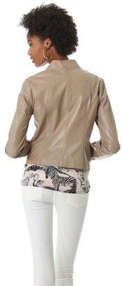 BB Dakota Dakota Collective Ramla Leather Jacket