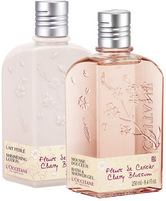 L'Occitane Cherry Blossom Shower Duo