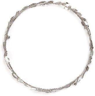 Jennifer Behr crystal embellished tiara