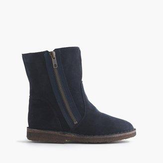 J.Crew Girls' zip chalet boots