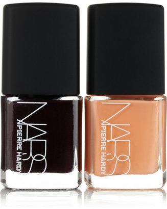 NARS + Pierre Hardy Sharplines - Set of two Nail Polishes, 15ml