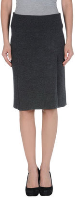 HAVE A NICE DAY Knee length skirt