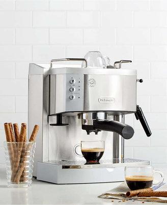 De'Longhi EC702 15 Bar Stainless Steel Espresso and Cappuccino Machine