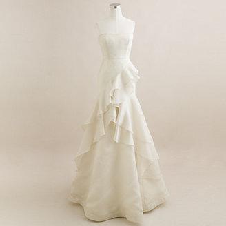 J.Crew Cascade gown